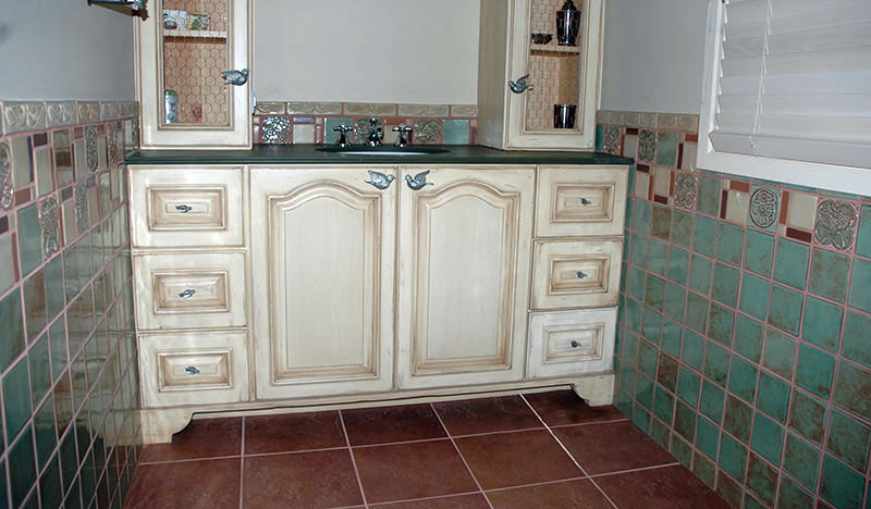 Cabinet finishes aurora finishes llc for Finished kitchen cabinets